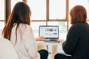 Read more about the article Website Erstellung & Unterstützung